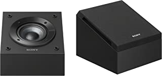 Sony SS-CSE destekli hoparlör Dolby Atmos oynatma için (SS-CS5 ve SS-CS8 hoparlörlere uygun) siyah