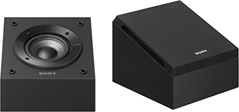 Sony SSCSE Dolby Atmos Enabled Speakers, Black, Dolby...