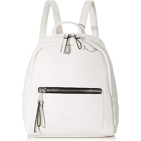 TOM TAILOR bags TINNA Damen Rucksack S, white, 24x10,5x25