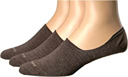 Hidden Socks 3-Pair Pack