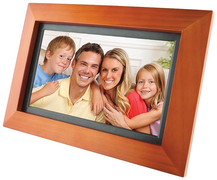 GPX PF903CW 9-Inch Digital Photo Frame (Walnut) r017816675