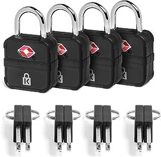 قفل مجموعة معتمد من إدارة أمن المواصلات الأمريكية من 3 أقراص. K66102NA