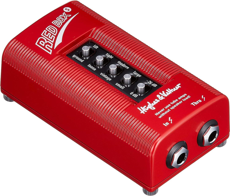Hughes Kettner Red Box 5 DI Simulator Classic Detroit Mall and Max 58% OFF Amp