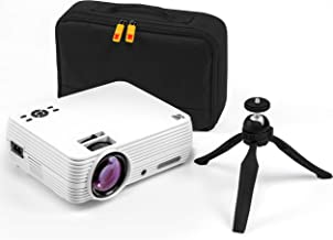 "KODAK FLIK X4 Home Projector | 4.0 LCD Compact Home Theater System Projects Up to 150"" with 1080p Compatibility & Bright Lumen LED Lamp 