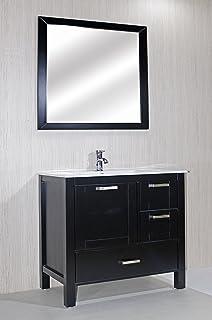 Amazoncom Copper Bathroom Vanities Bathroom Sink Vanities