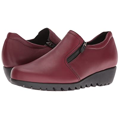 Munro Napoli (Red Leather) Women