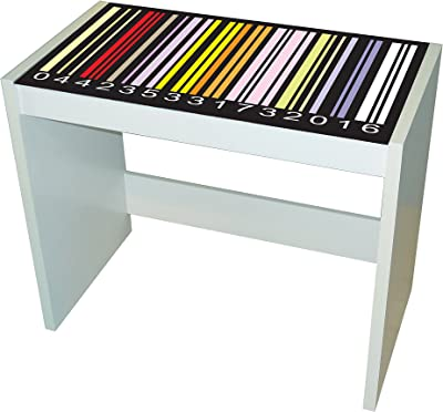 TOP KIT | Mesa de Escritorio Madrid 900-90 x 73 x 50 | Roble ...
