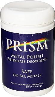 Prism Polish Plastic Jar, 32 oz.
