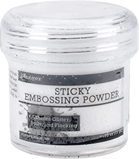 tim holtz sticky embossing powder