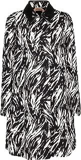 N°21 Luxury Fashion Womens N0120446S1X1 White Coat | Fall Winter 19