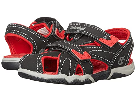 d8ec673619a0 Timberland Kids Adventure Seeker Closed Toe Sandal (Toddler Little ...