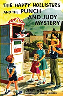 The Happy Hollisters and the Punch and Judy Mystery (27)