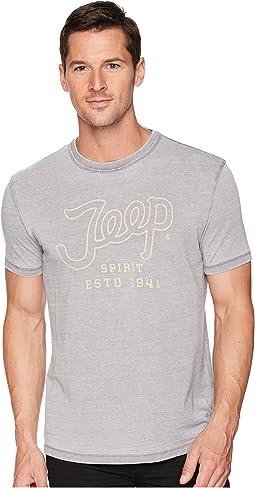 Jeep Script Tee