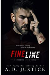 Fine Line (Steele Security Crossing Lines Book 1) Kindle Edition