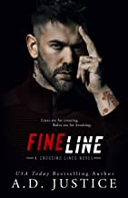 Fine Line (Steele Security Crossing Lines Book 1)