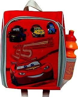 Disney Cars pixar. Lunch Bag/ Boxes & Water Bottles Set ,Official Licensed
