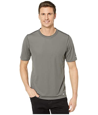 Timberland PRO Wicking Good Short Sleeve T-Shirt (Pewter) Men