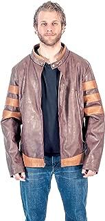 Marvel Men's Replica Wolverine Jacket