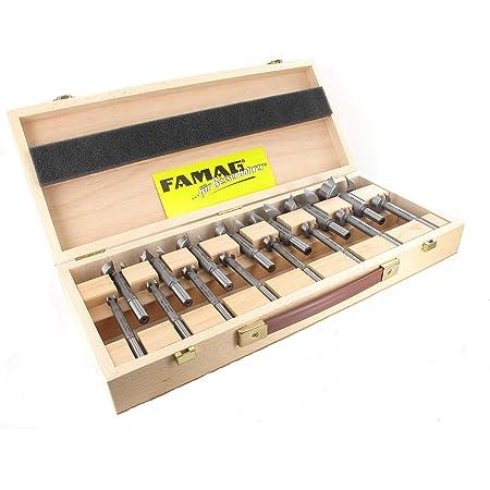Alfa Tools FB61469 1 7//16 CV Famag Forstner Bit