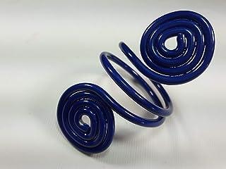 Ronds de serviette,blue.Modele Asteroid