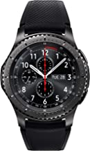 Samsung Gear S3 Frontier SM-R760 Smartwatch, International Version, No Warranty