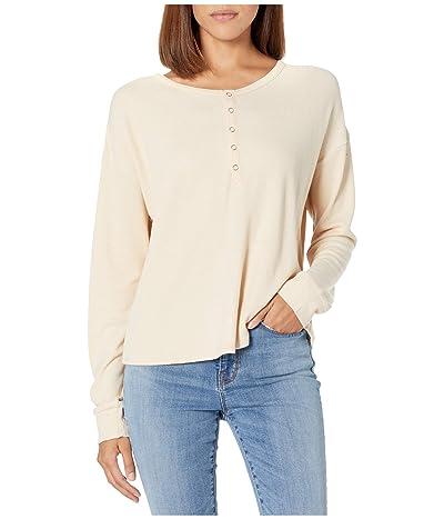 Volcom Lil Thermal Long Sleeve T-Shirt (Sand) Women