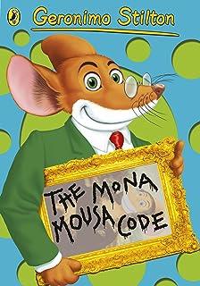 Geronimo Stilton: The Mona Mousa Code (#13)