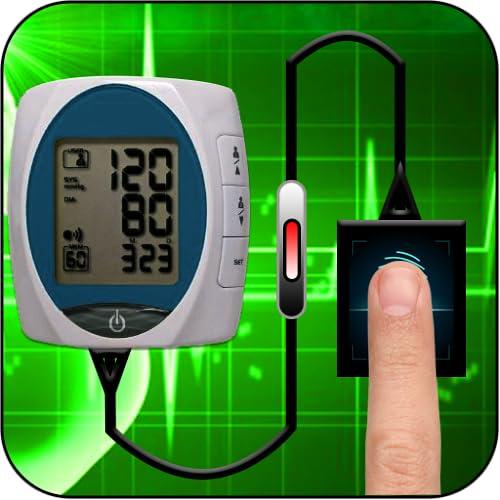 Best Deals! BP And Sugar Test-New Finger BP Check Prank App
