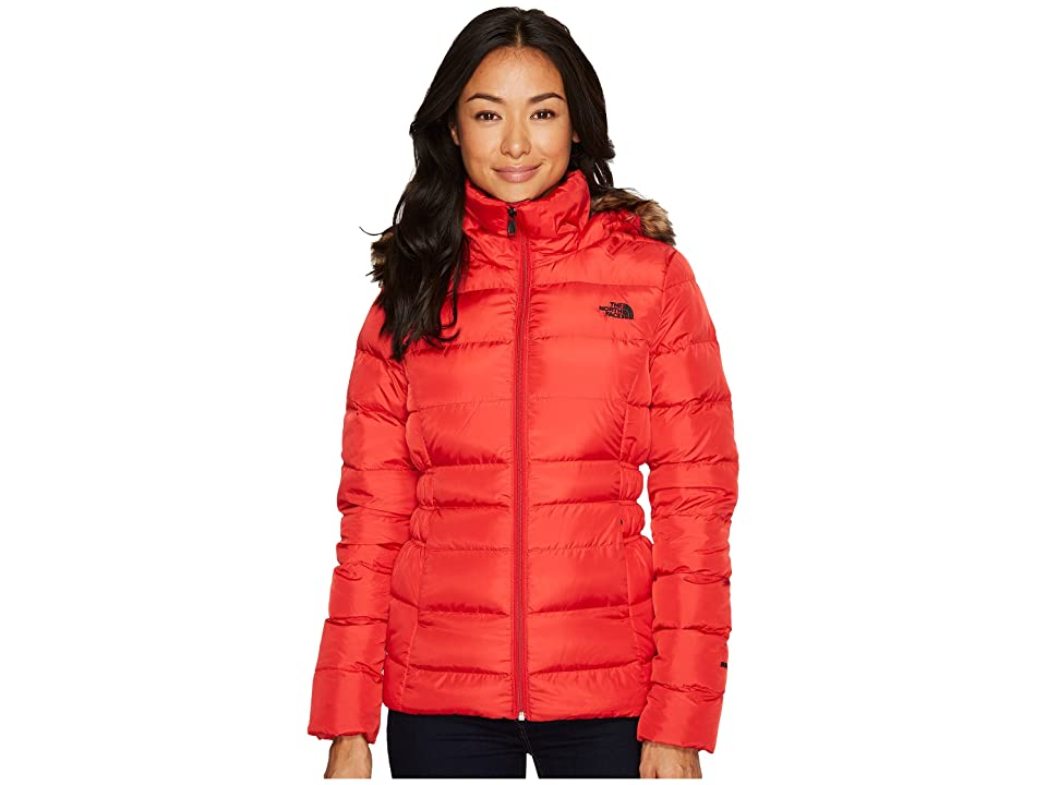 The North Face Gotham Jacket II (TNF Red) Women