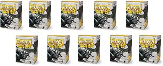 10 Packs Dragon Shield Matte Mist Standard Size 100 ct Card Sleeves Display Case