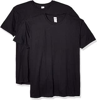 Gildan Men's Fitted Cotton T-Shirt, 2-Pack