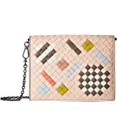 Bottega Veneta - Intrecciato Abstract Crossbody Wallet