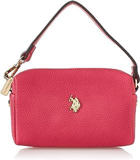 يو اس بولو اسن حقيبة للنساء, لون وردي فاقع - BEUGB2873WVP601