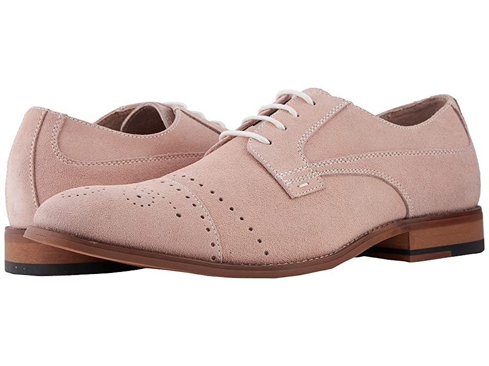 Stacy Adams Deacon (Misty Rose Suede) Men