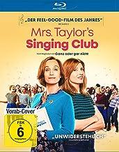 Mrs. Taylor's Singing Club [Blu-ray]