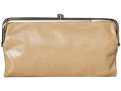 Hobo Lauren (Parchment) Clutch Handbags