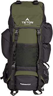 Best internal frame travel backpack Reviews