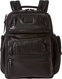 Alpha 2 - Tumi T-Pass™ Business Class Leather Brief Pack