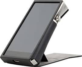 $49 » Sponsored Ad - for Astell&Kern A&Ultima SP2000 SP1000 , Handmade Miter PU Leather Case Cover [Patented Stand Case] AK SP10...