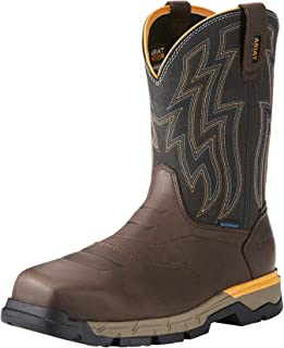 ARIAT Men's Rebar Wester H2o Composite Toe Work Boot