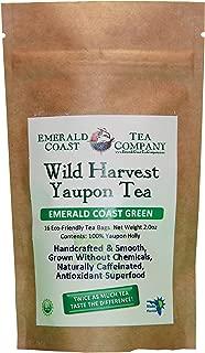 Emerald Coast Tea Company - Wild Harvest Yaupon Tea 2oz Loose