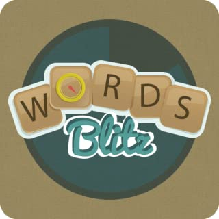 Words Blitz! Guess the word.