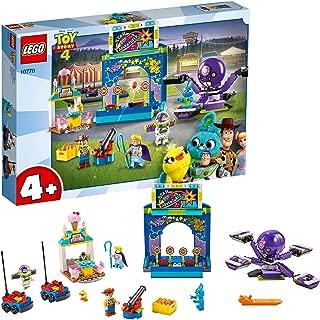 レゴ(LEGO) トイストーリー4 バズ&ウッディのカーニバルマニア 10770 ディズニー ブロック おもちゃ 女の子 男の子