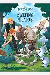 Frozen Anna & Elsa: Melting Hearts (Disney Storybook (eBook)) Kindle Edition