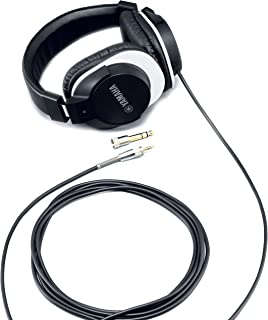 Yamaha HPH-MT120BL High Fidelity Studio Monitor Headphones