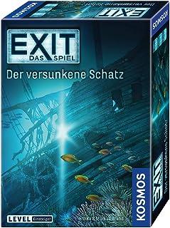"""Franckh-Kosmos 694050 """"EXIT - Der versunkene Schatz"""""""