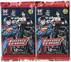 Meta X Justice League TCG Booster Pack - 2 pcs Set - Panini
