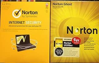 Norton Internet Security 2013/ Norton Utilities V.15/ Norton Ghost V.15 Exclusive Triple Bundle