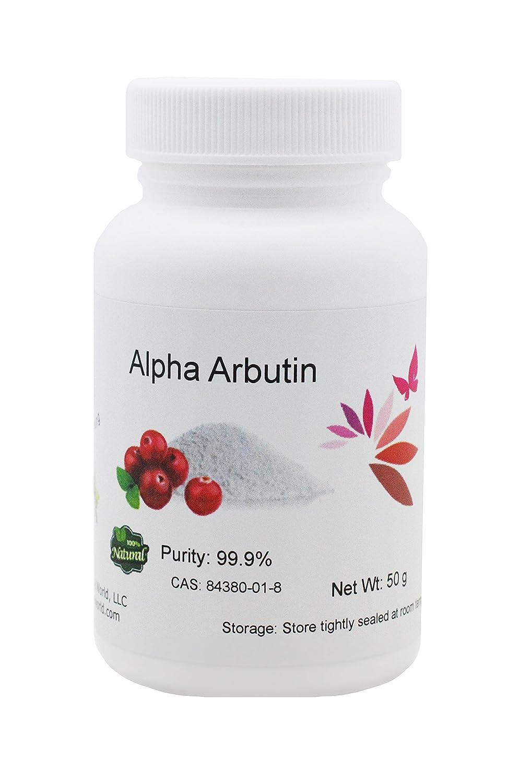 Pure Alpha-Arbutin Regular dealer Powder 100 Grams Guaranteed Deluxe Quality