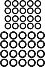 M MINGLE Power Pressure Washer O-Rings for 1/4 Inch, 3/8 Inch, M22 Quick Connect Coupler, 40-Pack